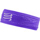 Compressport Thin On/Off Headband Fluo Purple